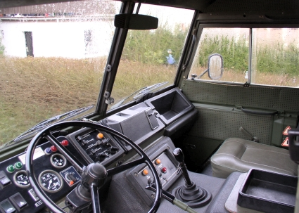 Classic Unimogs for Sale - 1975 Swedish Military Volvo C303 / TGB 11, 125 HP